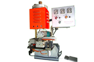 IY-323 Zipper Cementing Machine - Hot Welding Glue